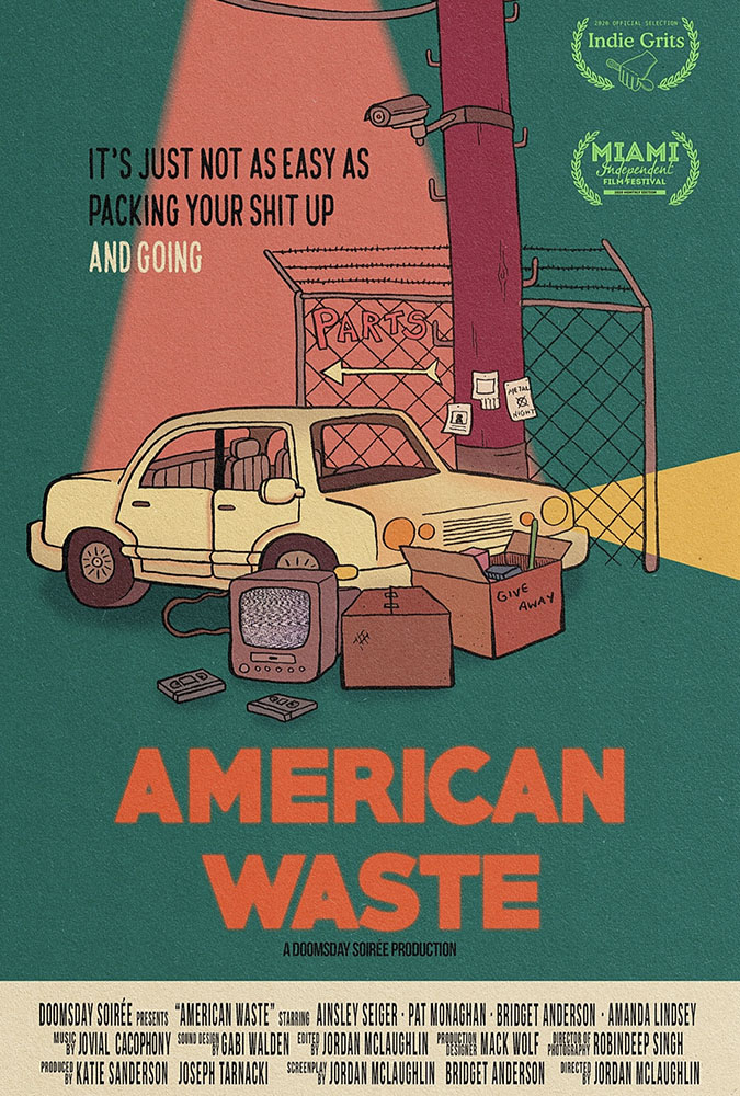 American Waste Image