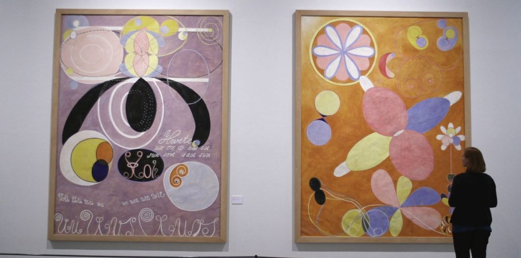Beyond The Visible – Hilma af Klint image