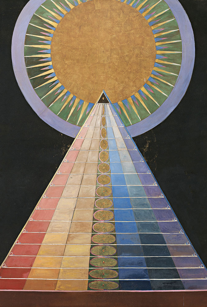 Beyond The Visible - Hilma af Klint Image