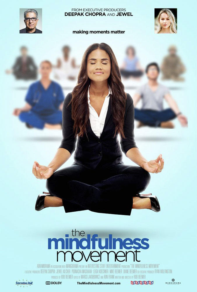The Mindfulness Movement  Image