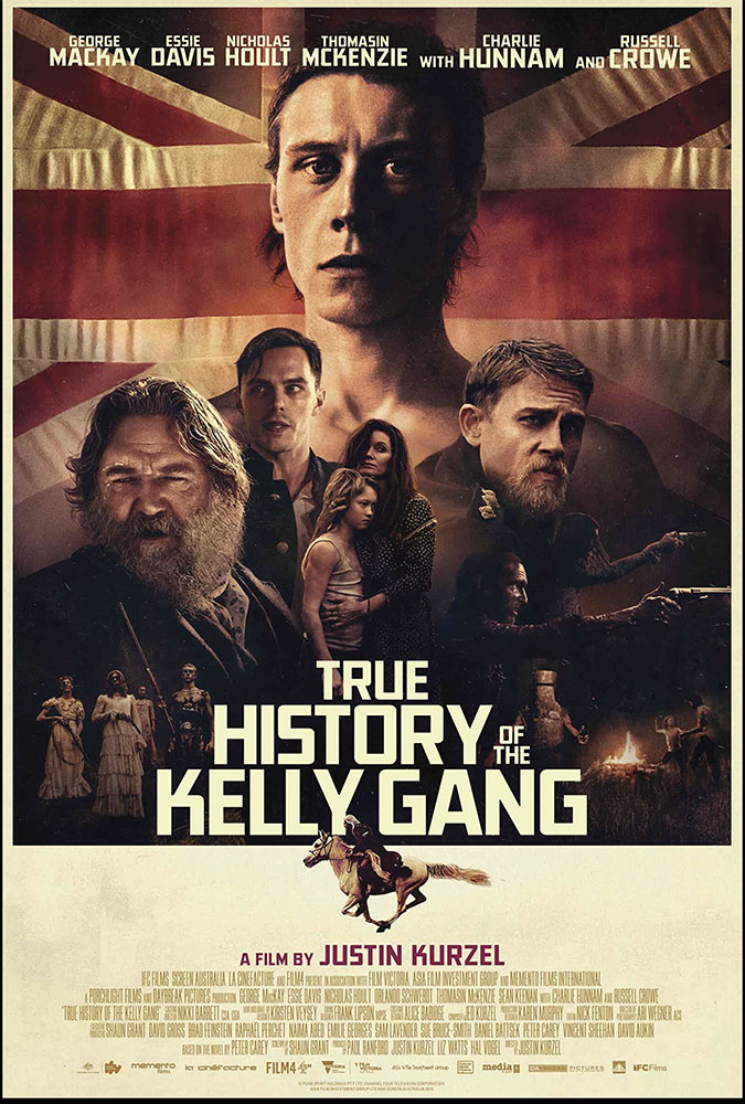 True History of the Kelly Gang Image