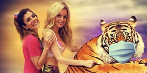 Barbie & Kendra Save the Tiger King Image