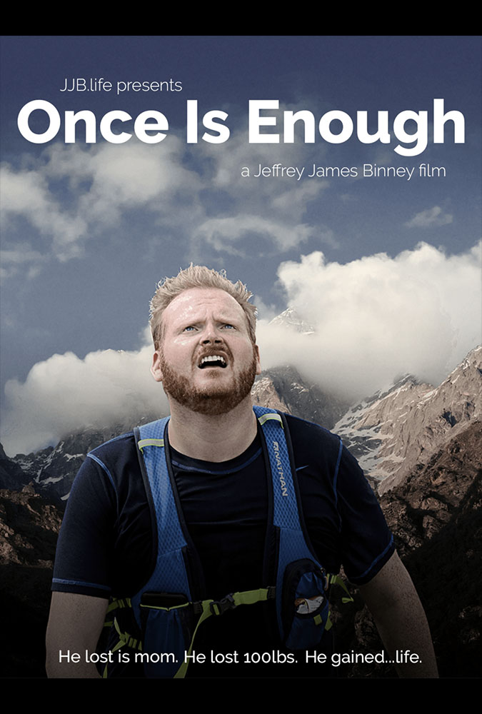 Once Is Enough Image