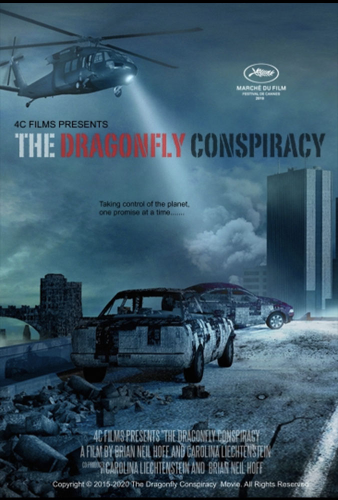 The Dragonfly Conspiracy Image