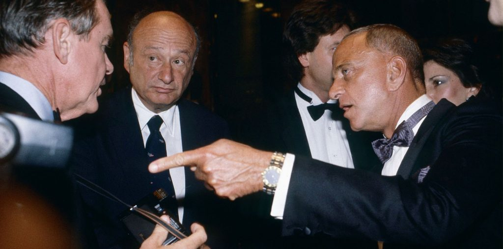 Bully. Coward. Victim. The Story of Roy Cohn image
