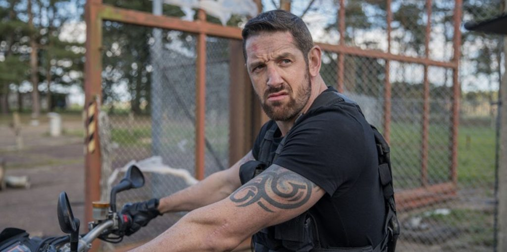 From Wrestler to Action Star, Stu Bennett Talks I Am Vengeance: Retaliation image