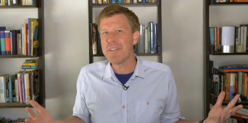 Astronomer Andy Howell on the Science of Science Fiction image
