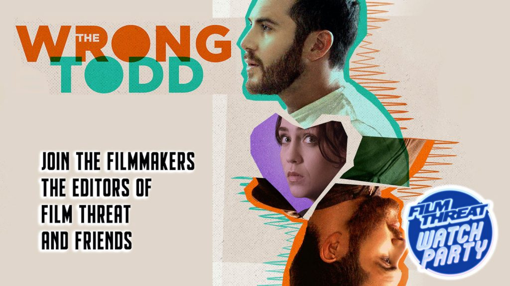 Join Us for a Watch Party for Indie Sci-Fi Comedy The Wrong Todd image