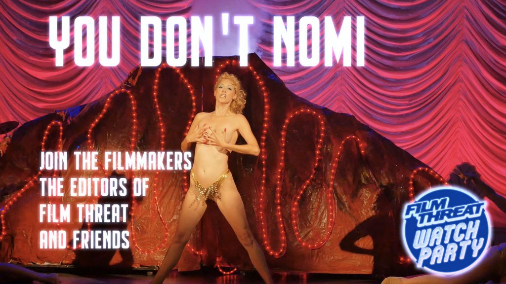 See the Showgirls Documentary You Don't Nomi at Our Watch Party image