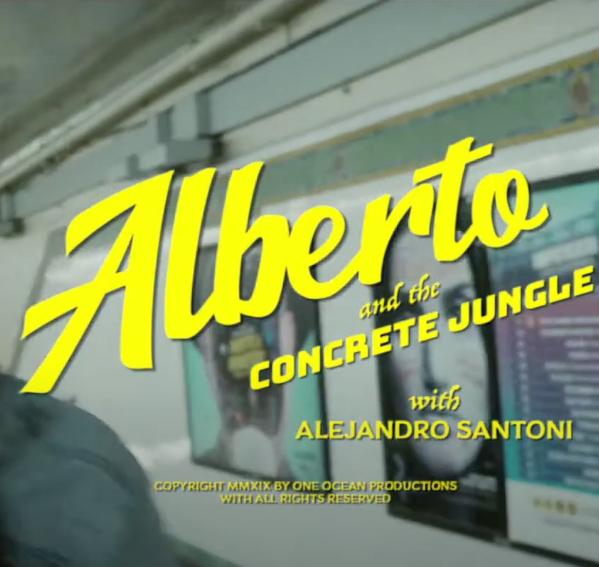Alberto And The Concrete Jungle Image