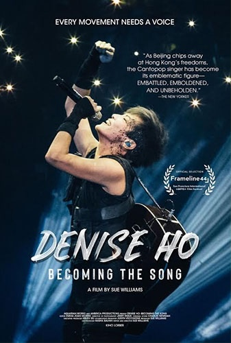 Denise Ho: Becoming The Song Image