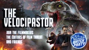 Join Our Watch Party for The Velocipastor Image