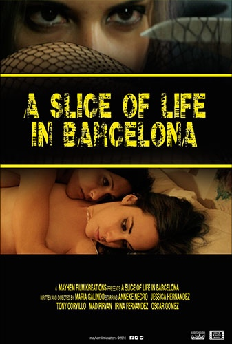 A Slice of Life in Barcelona Image