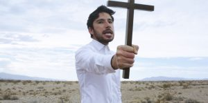An Occult And Filmmaking Obsession Leads Reyes To Baphomet Mountain Image
