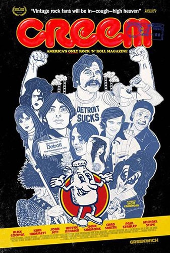 Creem: America's Only Rock 'n' Roll Magazine Image