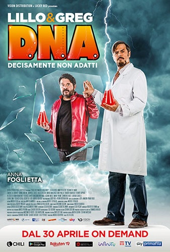D.N.A. - Definitely Not Appropriate Image