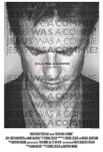Jesus Was A Commie Image
