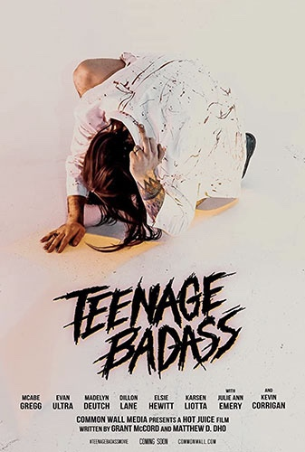 Teenage Badass Image