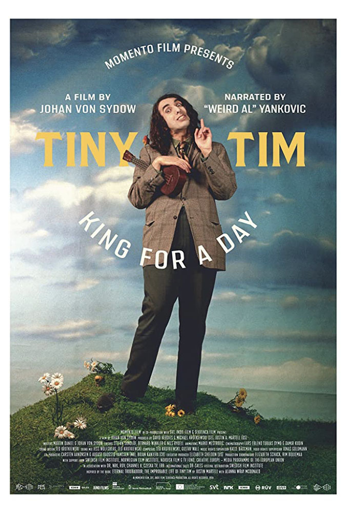 Tiny Tim - King For a Day  Image