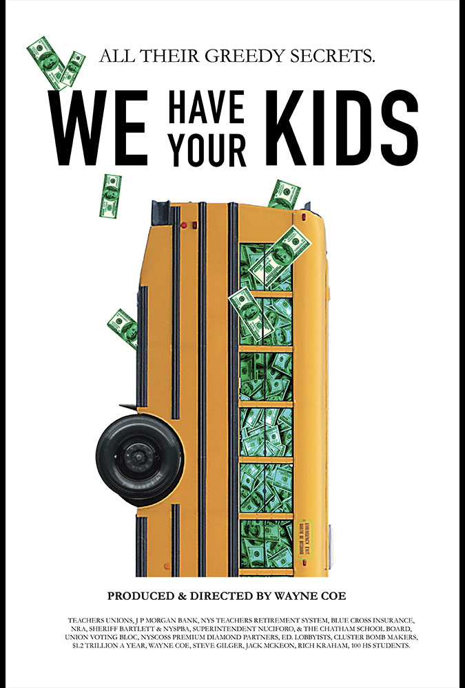 We Have Your Kids Image