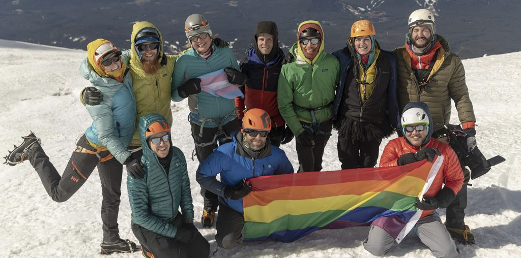 Who's on Top? LGBTQs Summit Mt. Hood image