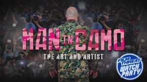 Join Filmmaker Ethan Minsker for a Man in Camo Watch Party Image