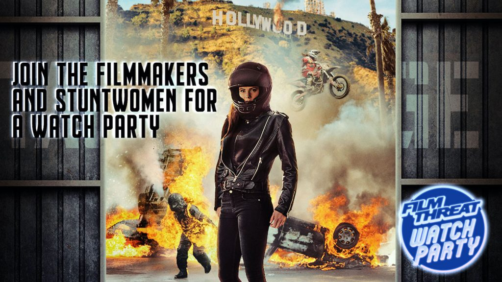 Marvel at Our Watch Party for Stuntwomen: The Untold Hollywood Story image