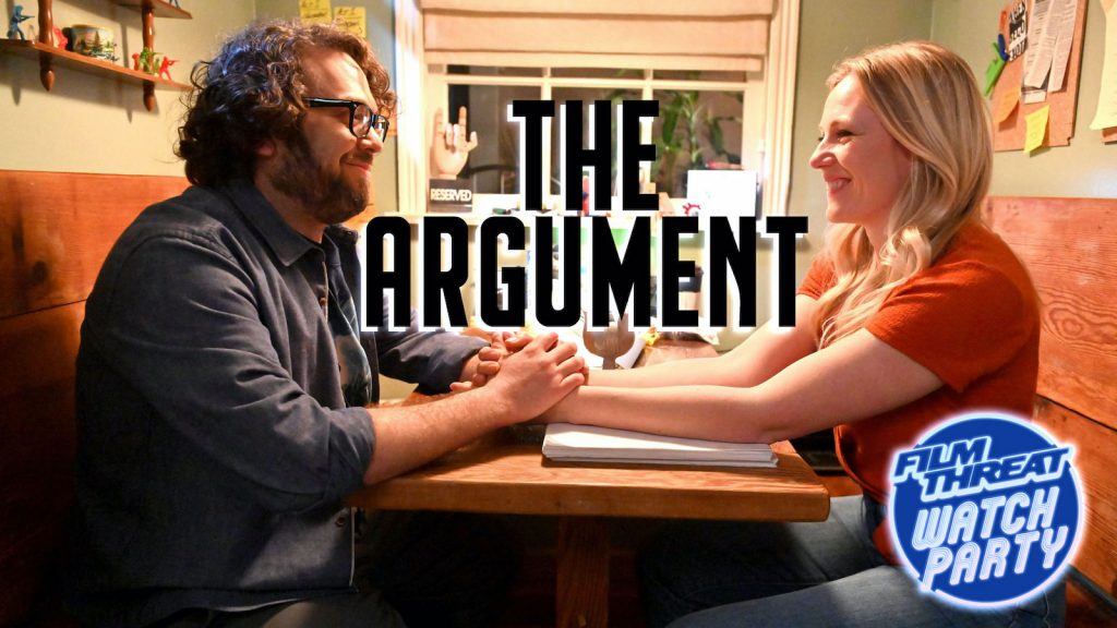 Let's Fight About Movies at The Argument Watch Party image