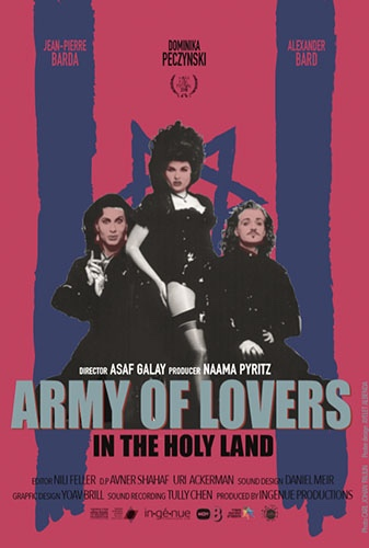 Army of Lovers in the Holy Land Image