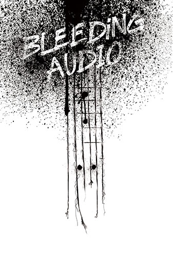 Bleeding Audio Image