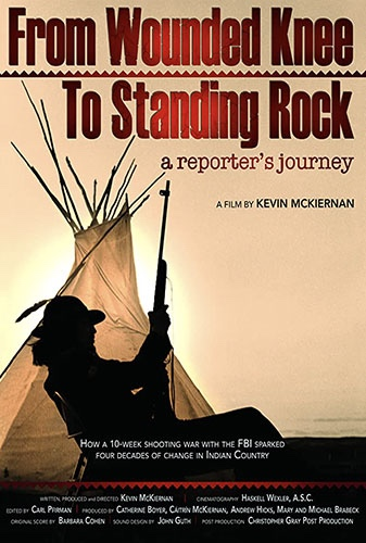 From Wounded Knee to Standing Rock: A Reporter's Journey Image