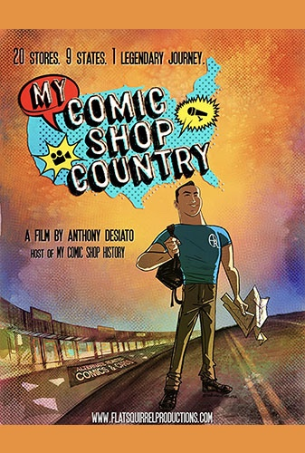 My Comic Shop Country Image