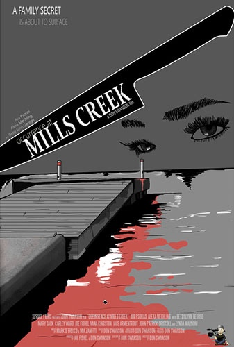 Occurrence at Mills Creek  Image
