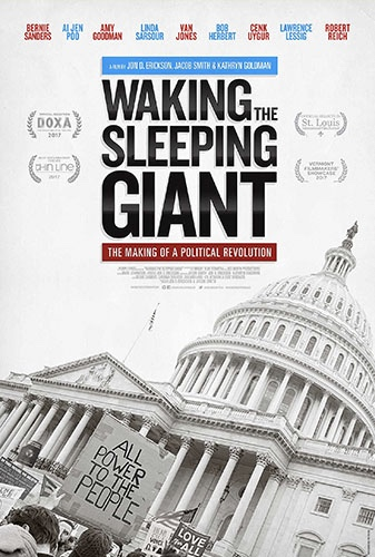 Waking The Sleeping Giant: The Making Of A Political Revolution Image
