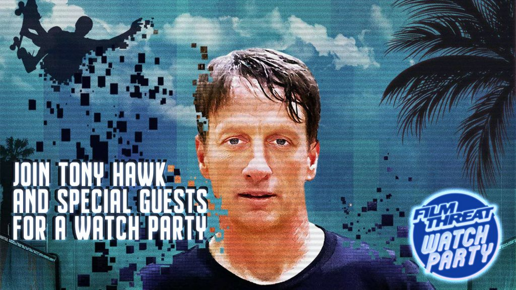 Watch Party for Pretending I'm a Superman: The Tony Hawk Video Game Story Image