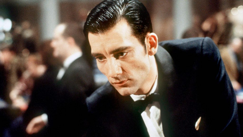After Watching Clive Owen in Croupier, Would You Want to Be a Croupier? image