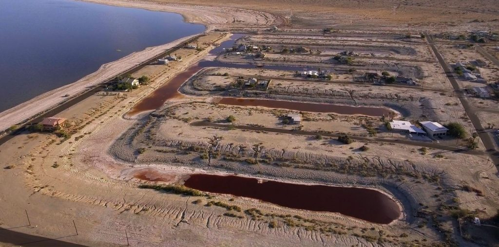 Miracle in the Desert: The Rise and Fall of the Salton Sea image
