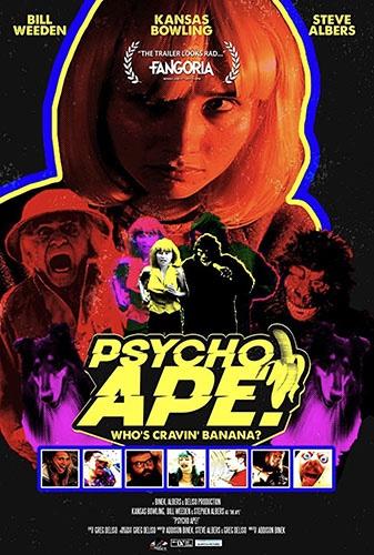 Psycho Ape! Image