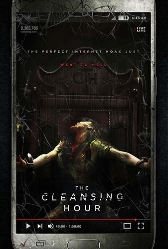The Cleansing Hour  Image