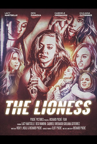 The Lioness Image