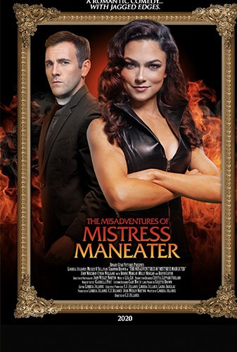 The Misadventures of Mistress Maneater  Image