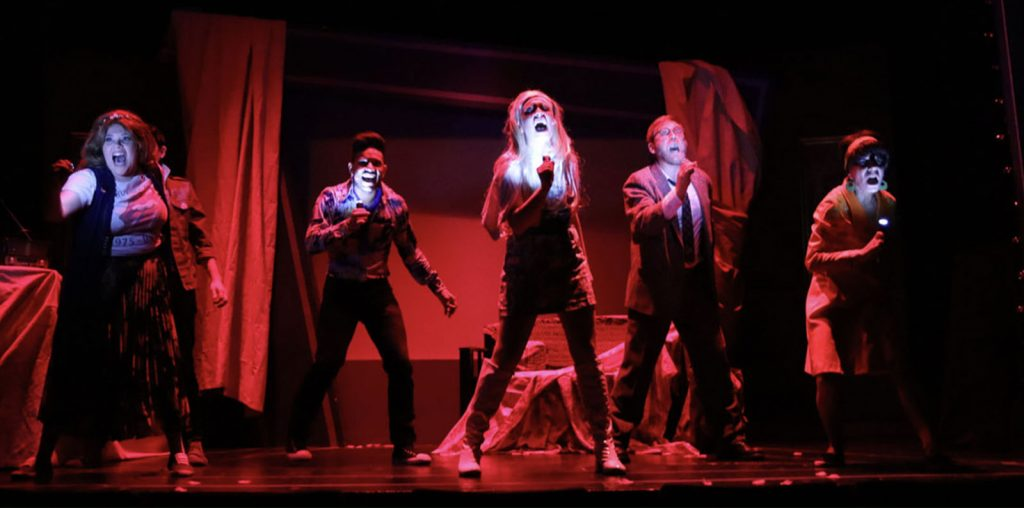 Broadway Records To Release Night of the Living Dead! The Musical Album image