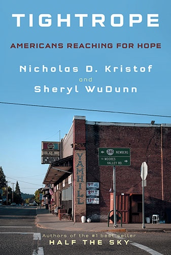 Tightrope: Americans Reaching For Hope Image