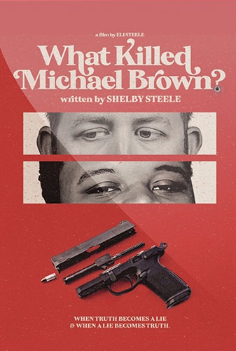 What Killed Michael Brown? Image
