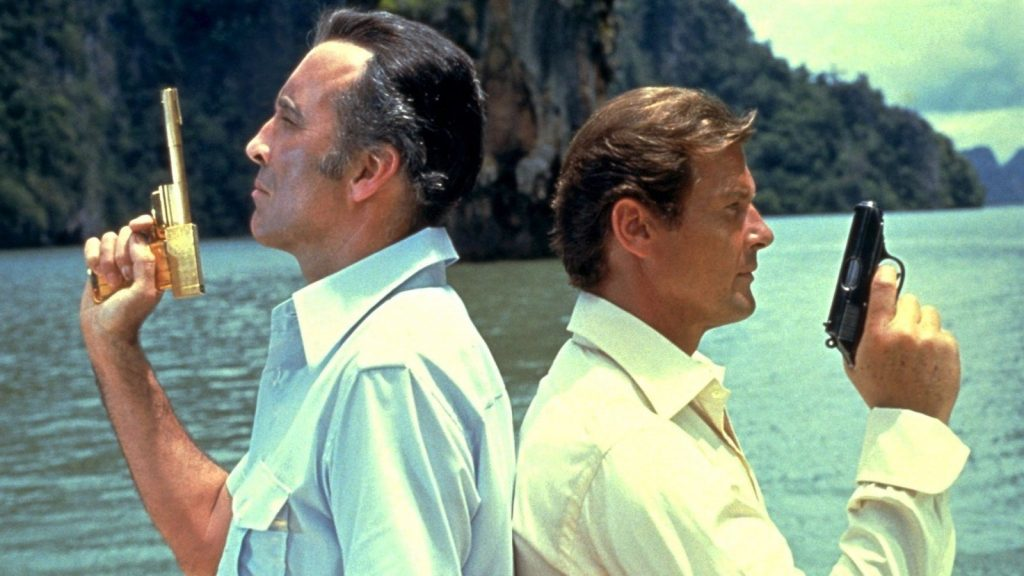 Top 3 Best Bond Villain Showdowns image