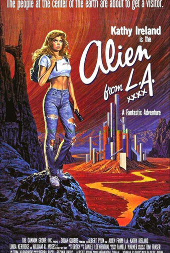 Alien From L.A.  Image