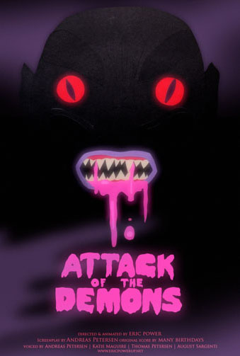 Attack of the Demons Image