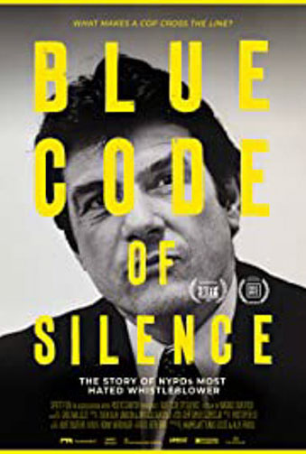 Blue Code of Silence Image