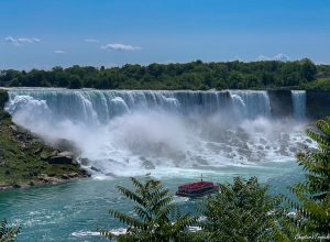 Niagara Falls is Canada's Spectacular Movie Setting and Entertainment Hub Image
