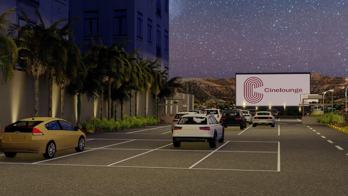 Arena Cinelounge Launches Los Angeles Drive-In image
